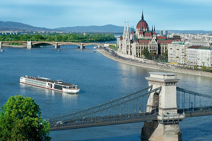 Sail the seas with Viking River cruises