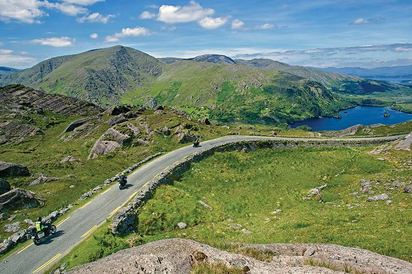 Tour wild Atlantic Way in Ireland with CIE Tours