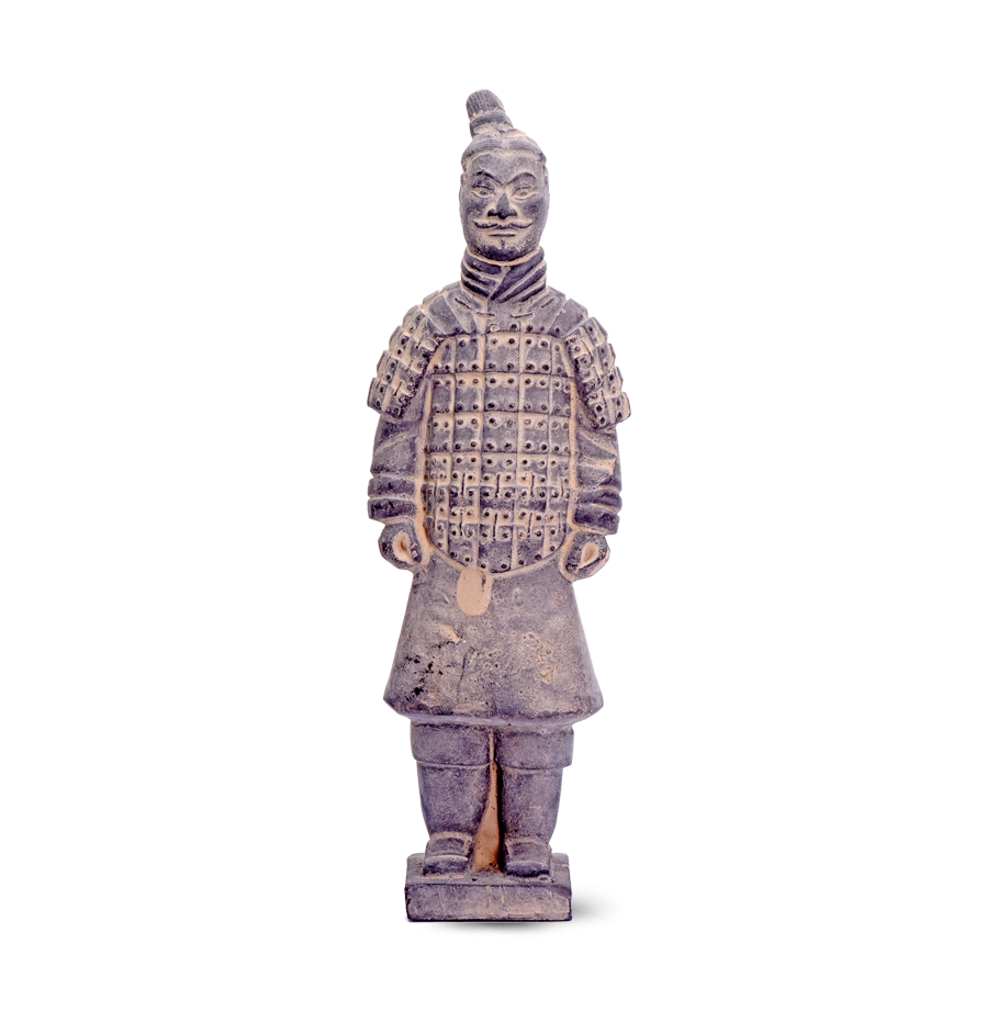 Terracotta Warrior souvenir from Xi'an China